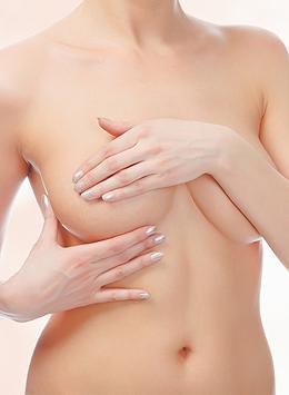 Breast palpation